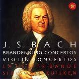 バッハ:ブランデンブルク協奏曲(全曲)&ヴァイオリン協奏曲集