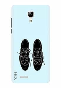 Noise Designer Printed Case / Cover for Micromax Bolt Selfie Q424 / Patterns & Ethnic / Shoes Design