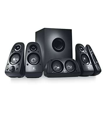 Click for Logitech Surround Sound Speakers Z506