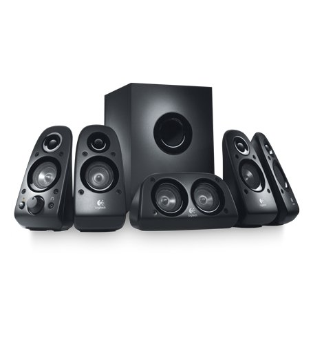 Logitech Surround Sound Speakers Z506