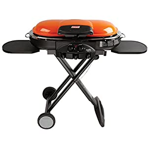 Coleman Road Trip Propane Portable Grill LXE, Orange