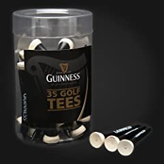 Guinness Golf Tees 20Pk