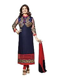 Damsel Designs Women Designer Salwar Kameez(DD_AD_1616)