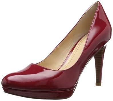 Cole Haan Women's Chelsea Dress Pump,Velvet Red,5.5 B US