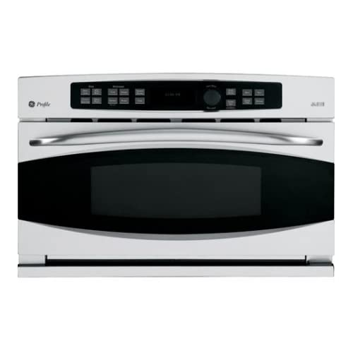 Ge Profile Psb2201nss 30 Single Electric Advantium Wall Oven Convection Stainless Steel