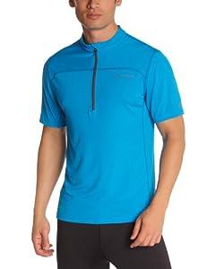 Vaude Baso T-shirt homme Azure L