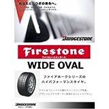 ファイアストン(FIRESTONE) WIDE OVAL 215/55R17 94V