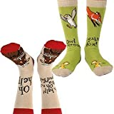 Gruffalo Socks, Two Pairs (2-4 Years)