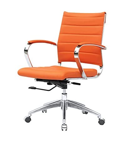 Manhattan Living Sopada Conference Office Chair, Orange