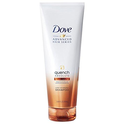 Dove Shampoo, Quench Absolute Ultra Nourishing 8.45 oz