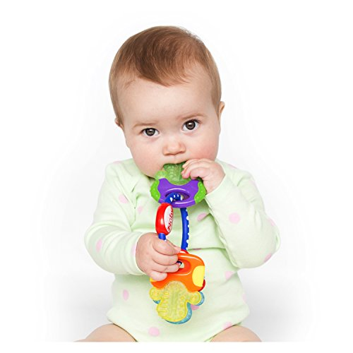 Luv and Care Nuby Icy Bite Keys Teether Review 464c82f2f964