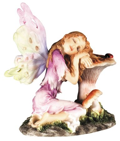 Fairy - Sleepy - Collectible Figurine Statue Sculpture Figure Pixie