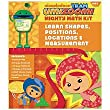Team Umizoomi: Shapes, Measurement & Positioning Pre-K Math Kit (Aquarium Fix-it)