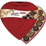 WHITMANS VALENTINES DAY CANDY CHOCOLATE HEART BOX ASSORTED FINE CHOCOLATES 13.2 OZ
