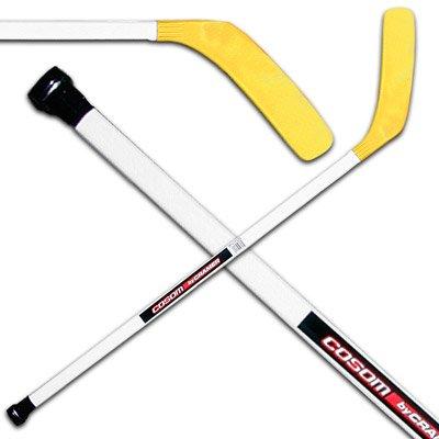 Cosom by cramer 43 inch junior hockey sticks for floor for Floor hockey stick