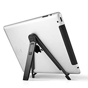 Twelve South Compass for iPad - Mobile display stand with typing angle for iPad Air/iPad mini (black)