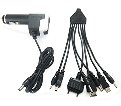 Titoni 9 in 1 Car Mobile Charger