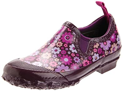 Bogs Rue Rain Shoe (Toddler/Little Kid/Big Kid),Purple,1 M US Little Kid