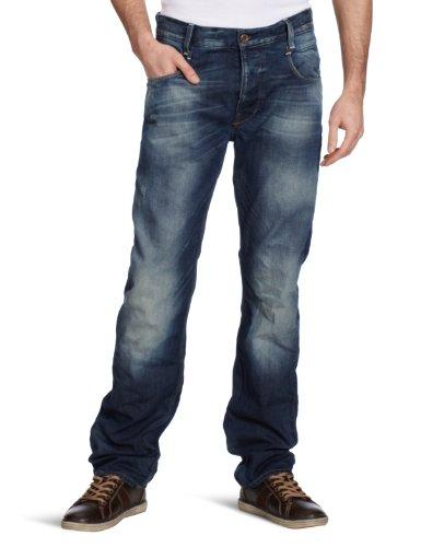 G-Star - Jeans New Radar, Uomo, Blu (Blau (medium agd t.p.  3019)), 42/44 IT (29W/34L)