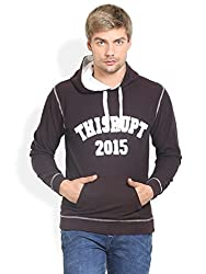 Thisrupt casual cotton sweatshirt (Size Medium)