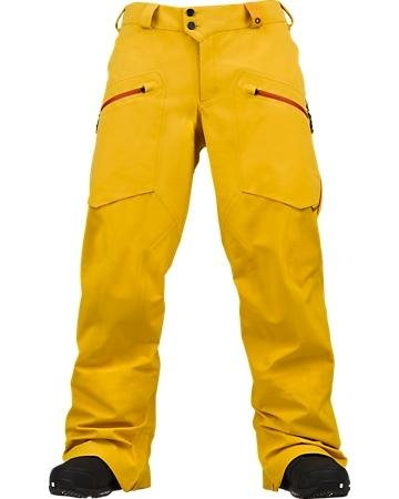 Burton Bionic 3l Pant - Color:Blazed - Talla:M - 2014