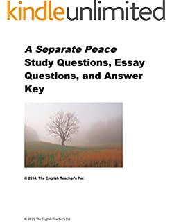 separate peace essays friendship While there are a plethora of themes in john knowles' novel, a separate peace, one of the most significant themes is friendship the world.