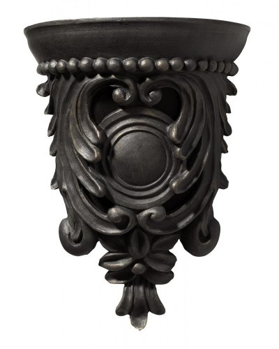 Craftmade CAC-FZ Corbel Design Decorative Wall Sconce Chime from the Traditional Collection, Hand-Painted Florentine Bronze