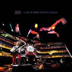 Muse - Live At Rome Olympic Stadium (CD+BD) [Japan CD] WPZR-30505