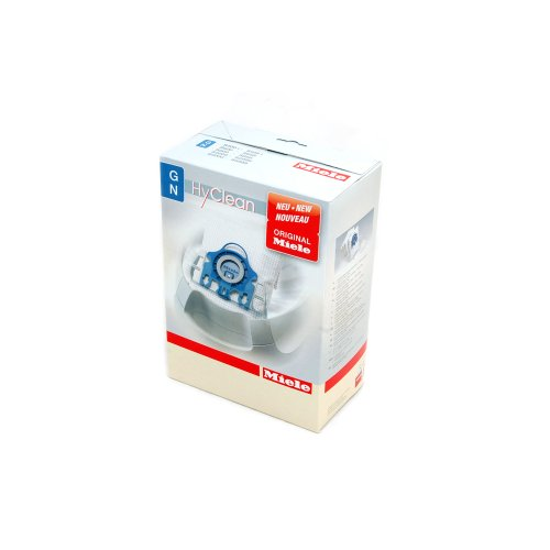 Genuine Miele S400 S438I S5121 Vacuum Cleaner Dust Bag X 4Pack 7189520 (Miele Gn S400i compare prices)
