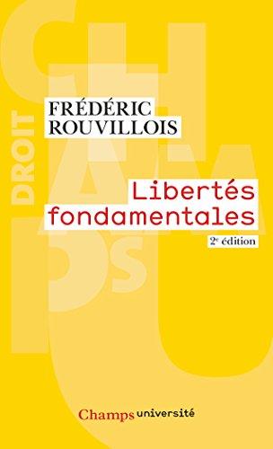 Libertés fondamentales: 2e édition