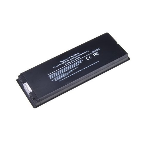 10.8V 59Wh Laptop Replacement Rechargeable Battery for Apple MacBook 13 A1185 Series