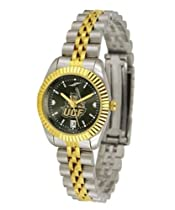 Central Florida Golden Knights UCF NCAA Womens Anochrome Gold Watch