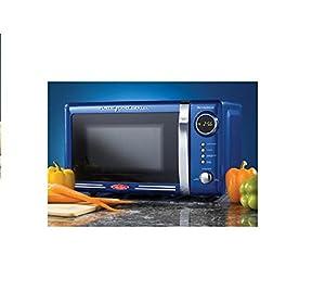 Amazon Com Nostalgia Electrics Limited Edition Blue Retro