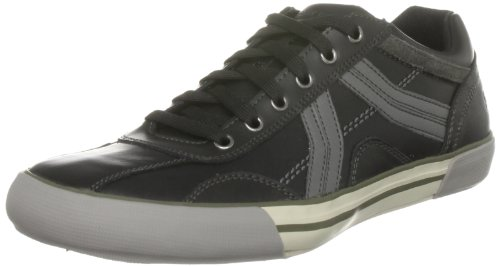 Skechers Men's Planfix Zeta Sneaker Black, 43 EU