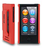 rooCASE Ultra Slim Matte (Orange) Shell Case for Apple iPod Nano 7 (7th Generation)