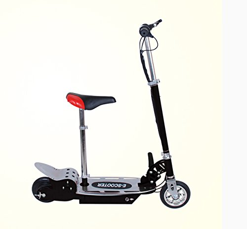 Zupapa Electric Scooters Motorized Scooter Bike Black