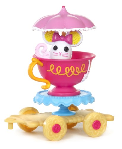 Mini Lalaloopsy Silly Pet Parade - Tea Time Wagon - 1