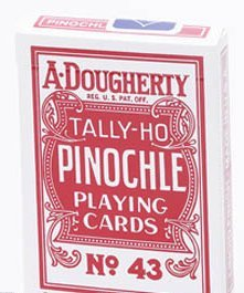 Buy Tally Ho pinochle Playing Card Game #43-r-14