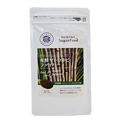 沖縄スーパーフード 発酵サトウキビファイバー 60g