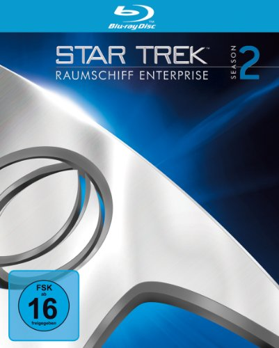 Star Trek: Raumschiff Enterprise - Staffel 2 [Blu-ray]