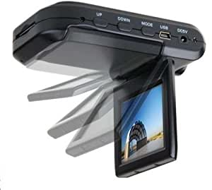 """HD 720P 2.5"""" LCD Monitor CAR Dash Dashboard CAMERA Cam VEHICLE VIDEO Accident RECORDER DVR Support SD/MMC Memory Card : Up to 64GB"""