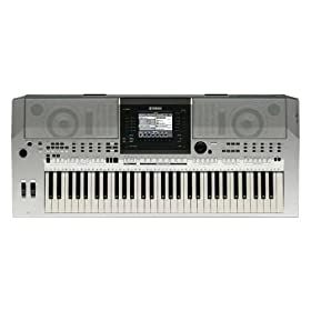Yamaha PSRS900 61 Key Arranger Workstation