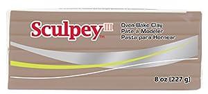 Sculpey III Oven-Bake Clay 8 oz