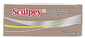 Sculpey III Oven-Bake Clay 8 oz