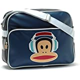 Paul Frank headphones Messenger Bag - Navy/Black