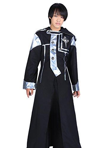 [SDWKIT D.Gray-Man Cosplay Costume V1 Allen Walker Exorcist Uniform Set] (Exorcist Halloween Costume Uk)