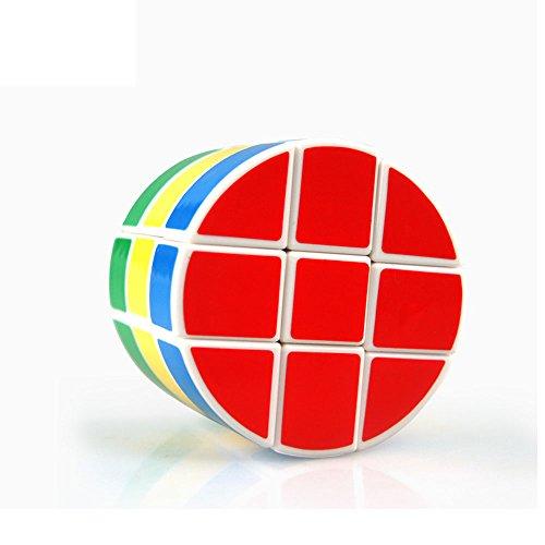 showkoo-cilindro-cubo-magico-livello-3-gioco-3d-puzzle-con-base-base-bianca