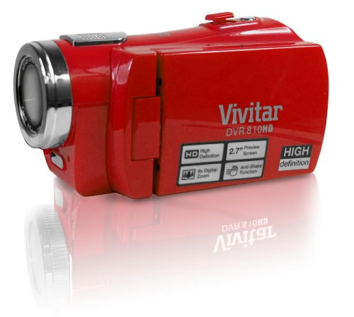 Vivitar Digital Video Camera (Dvr810Hd-Straw-Om)