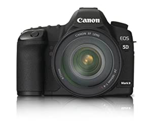 Canon EOS 5D Mark II 21.1MP Full Frame CMOS Digital SLR Camera with EF 24-105mm f/4 L IS USM Lens