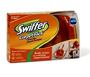 Amazon Com Swiffer Carpet Flick Carpetflick Carpet